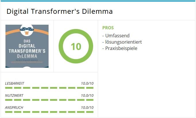 Frankenberger; Das Digital Transformer's Dilemma